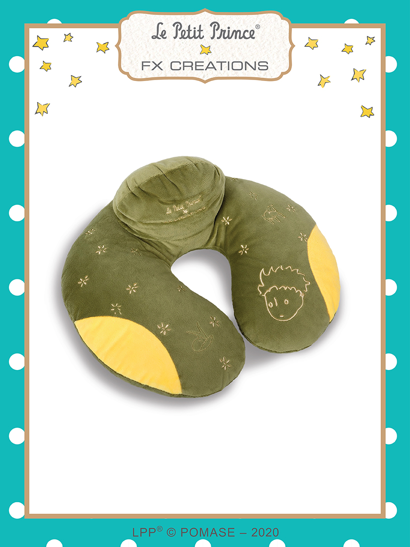 #####The Little Prince Special Edition Neck pillow (Classic Green)