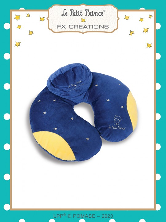 #####The Little Prince Special Edition Neck pillow (Starry Night Blue)