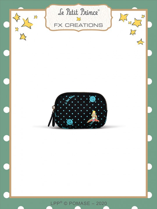 # # ####The Little Prince Special Edition Zipped Wallet