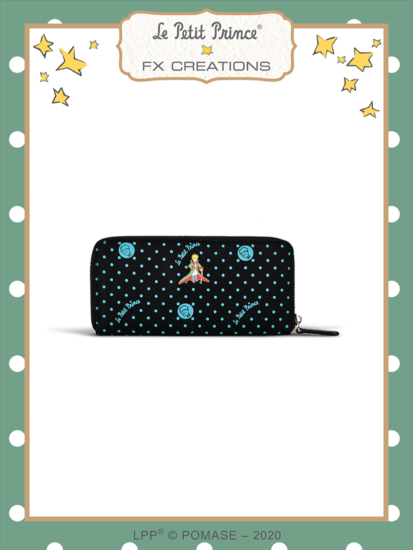 # # #####The Little Prince Special Edition Zipped Wallet