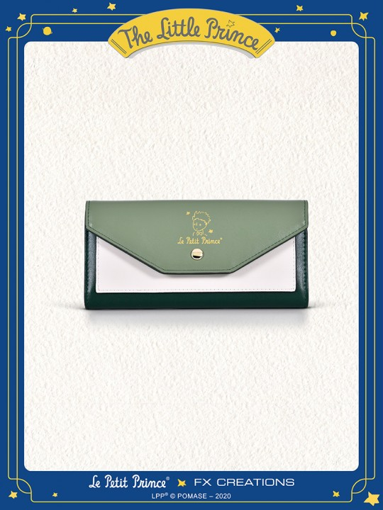 ###Little Prince Long Wallet LPPW76087-06