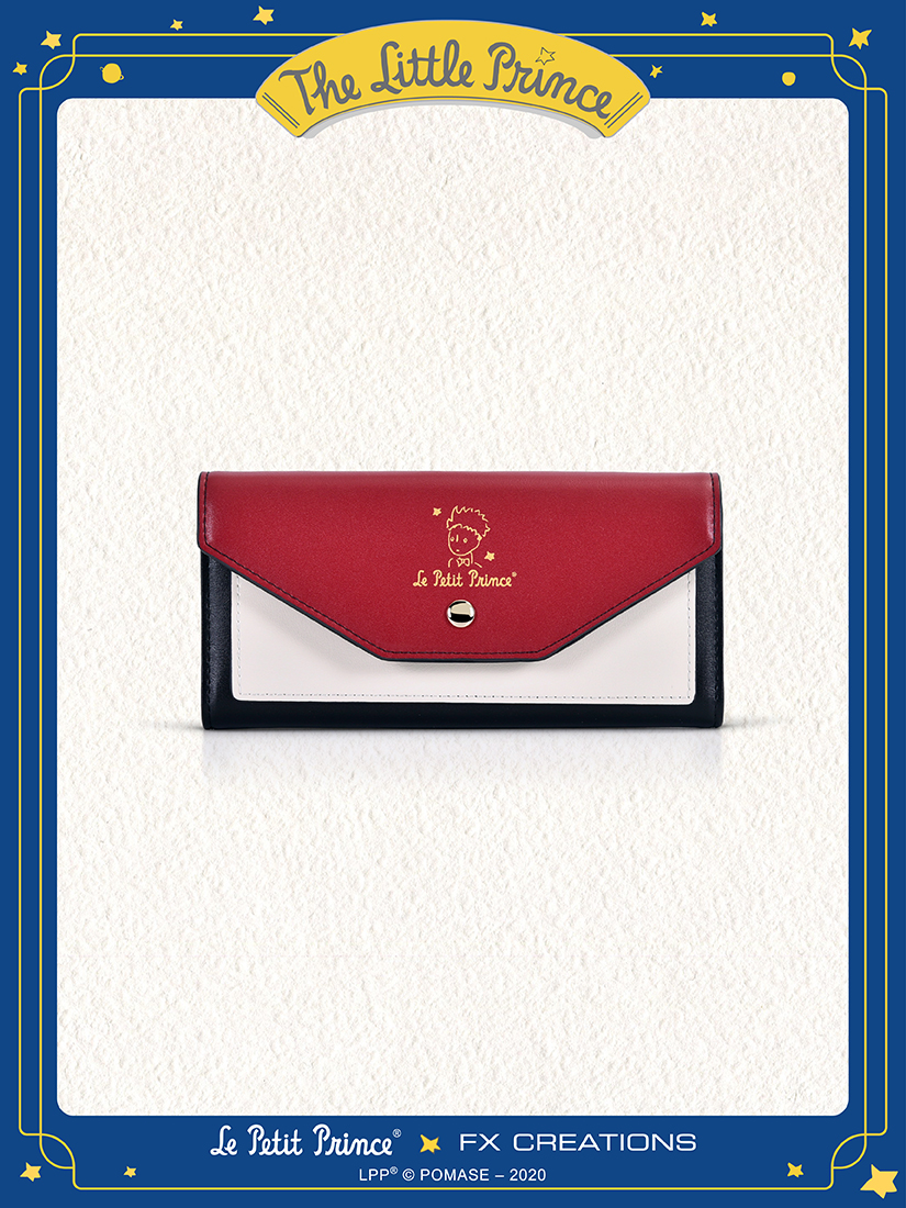 #Little Prince Long Wallet LPPW76087-01