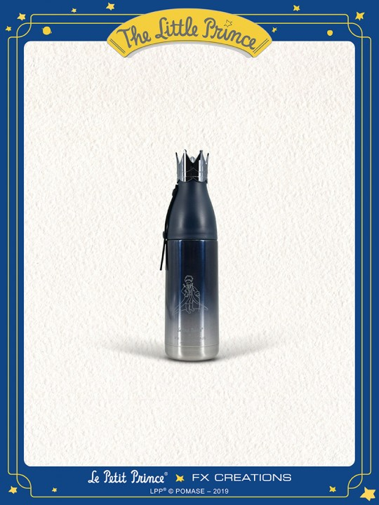 The Little Prince Bottle (Night Blue)
