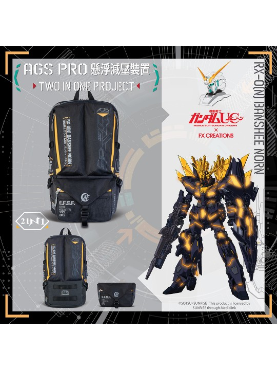 # Banshee Norn AGS PRO Suspension Backpack& Functional Pouch Boxset