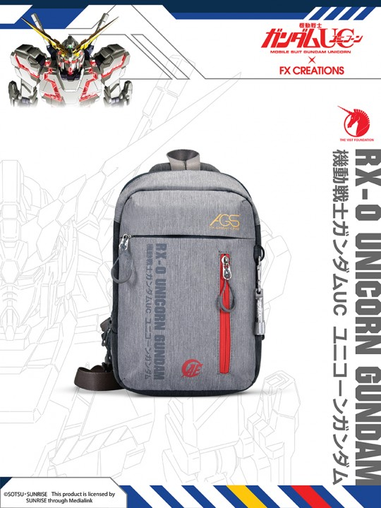 #####RX-0 UNICORN GUNDAM Backpack
