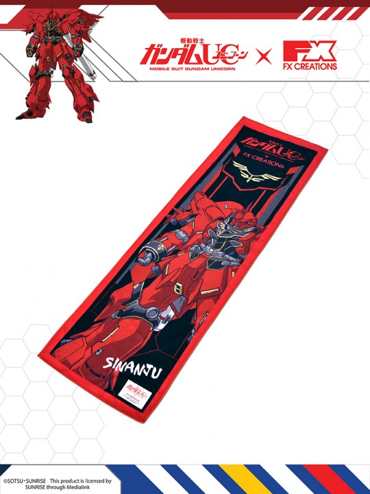 *****MSN-06S SINANJU Towel