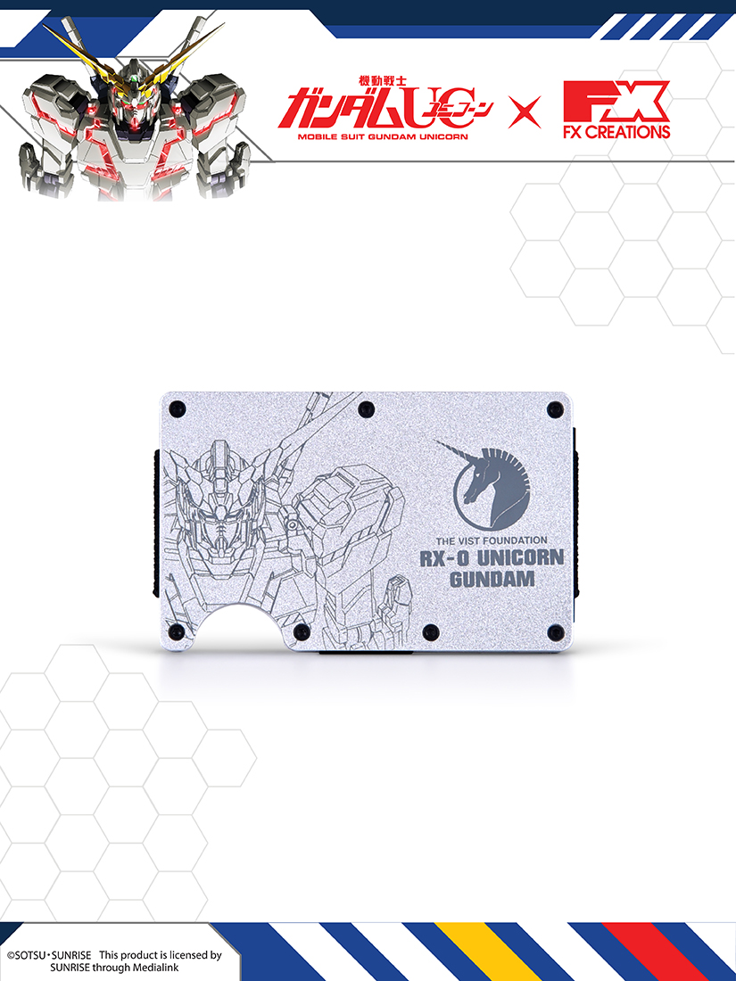 ###RX-0 UNICORN GUNDAM Card Case