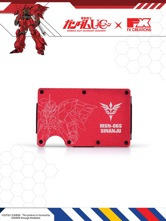 ###MSN-06S SINANJU Card Case