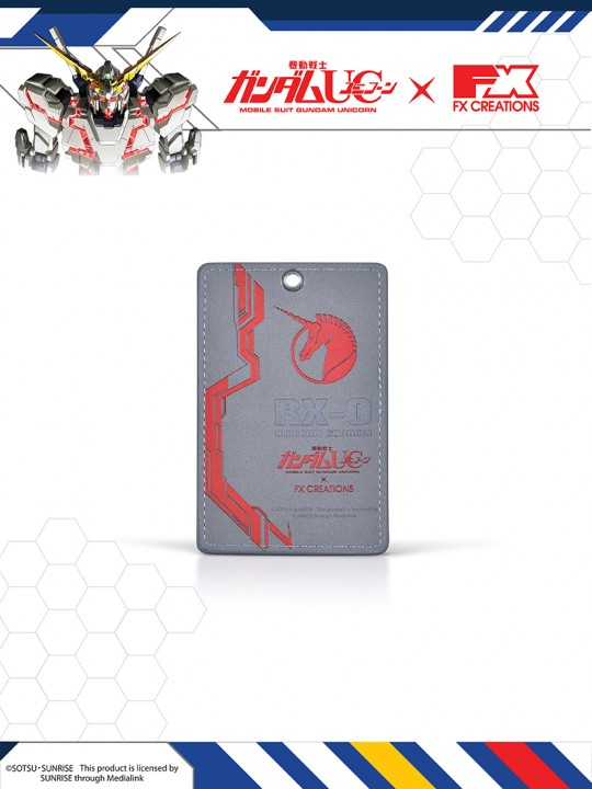 #RX-0 UNICORN GUNDAM Card Holder