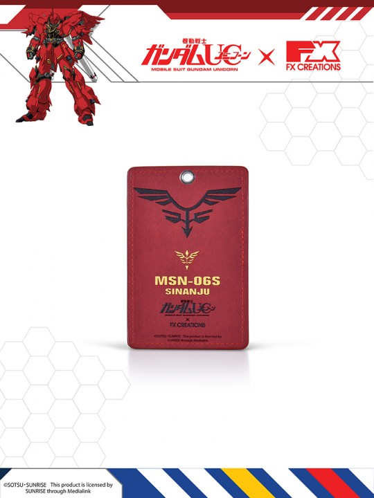 ##MSN-06S SINANJU Card Holder