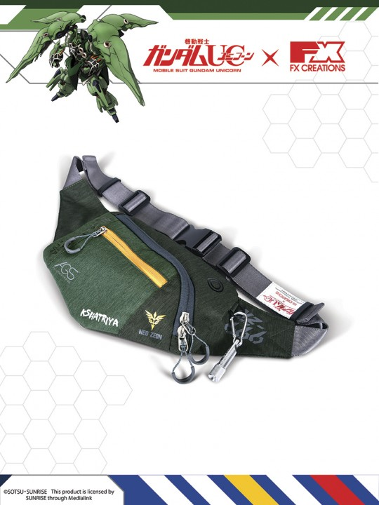 #####NZ-666 KSHATRIYA Waist Bag
