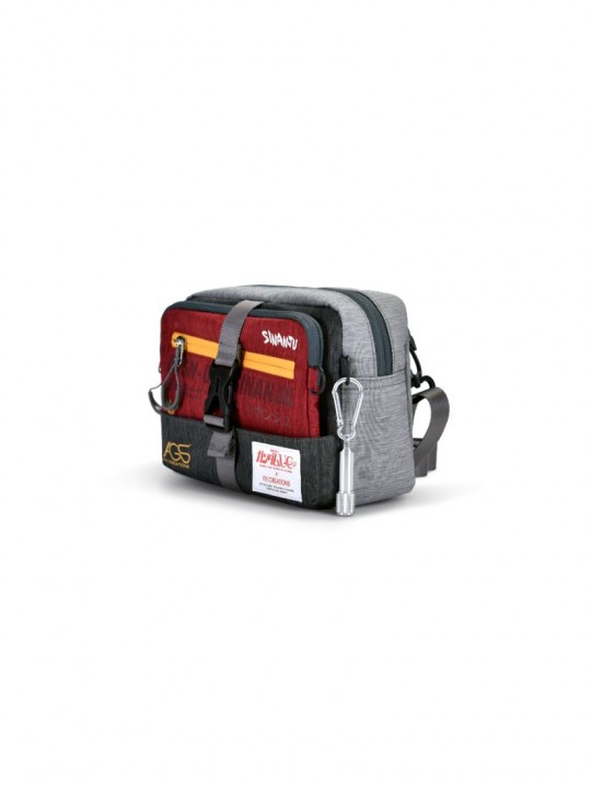 ####MSN-06S SINANJU Tow-way Waist Bag