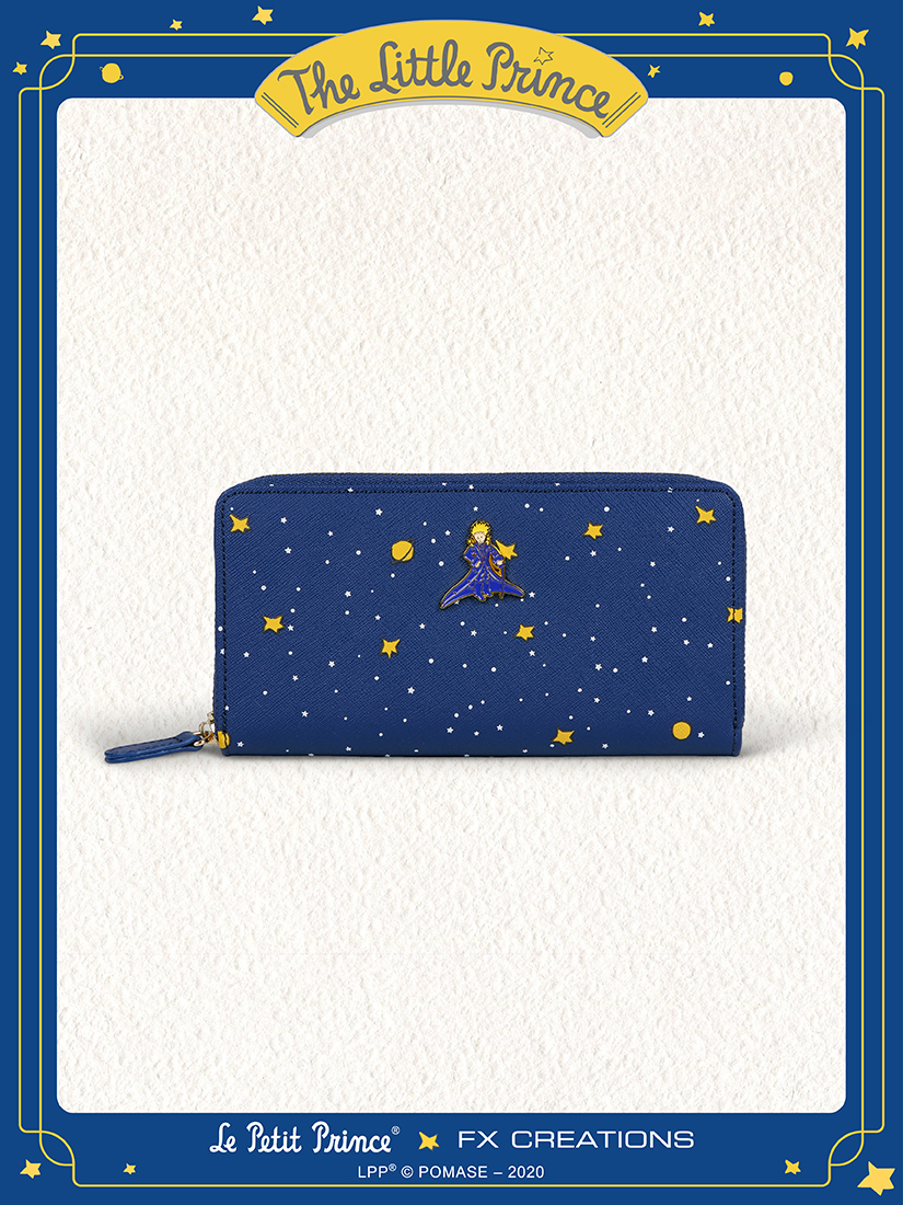 #######The Little Prince Special Edition Zipped Wallet
