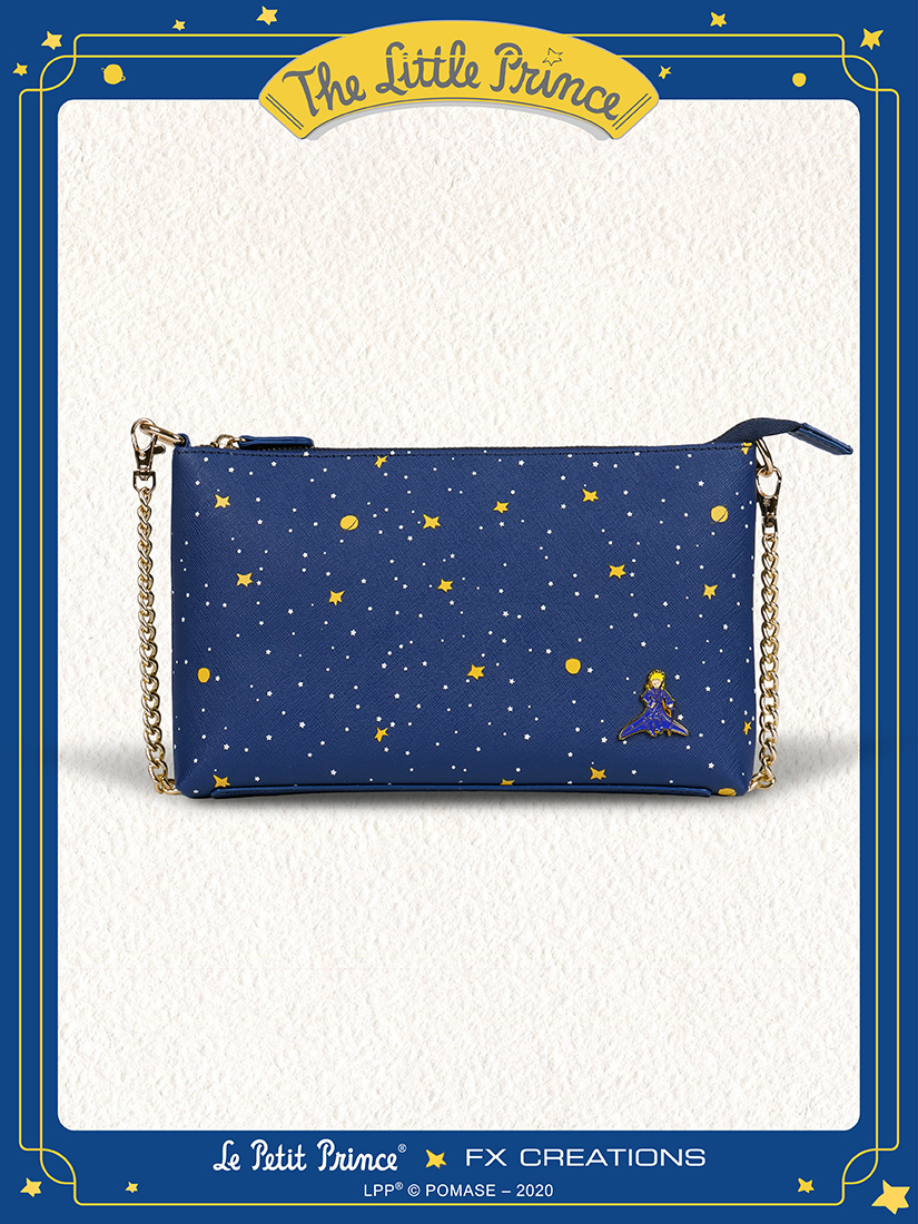 #######The Little Prince Special Edition Two-way Clutch