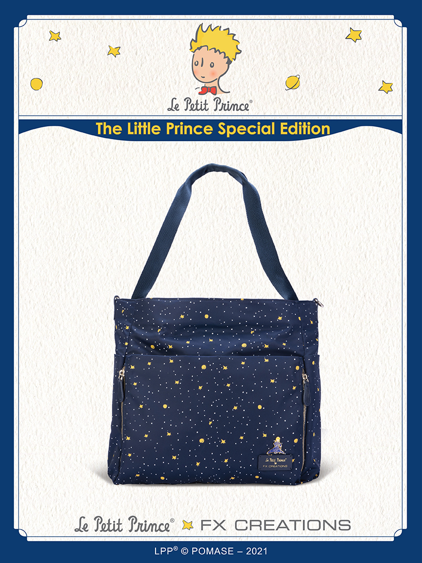 ###### The Little Prince Special Edition Shoulder/Crossbody Two-way Bag