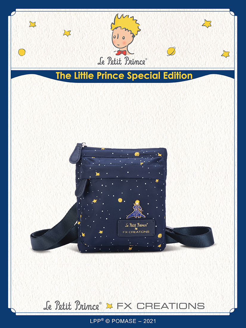###### The Little Prince Special Edition Two-way waist bag