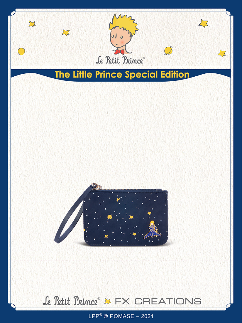 #####The Little Prince Special Edition Clutch