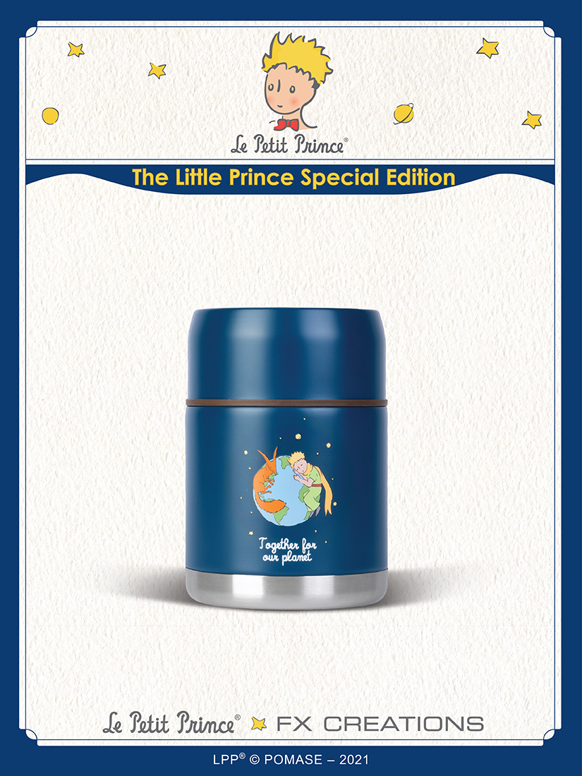 #####The Little Prince Special Edition Stainless Steel Vacuum Pot (Pre-order soon)
