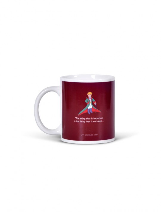 ####The Little Prince Special Edition Mug (Red)