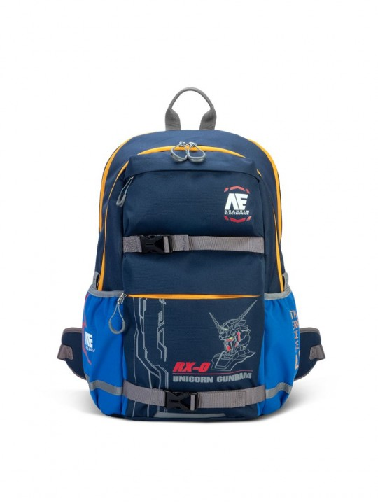 # Gundam UC Crossover Series - AGS PRO Suspension School Bag Large Size