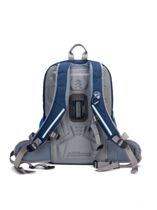# Gundam UC Crossover Series - AGS PRO Suspension School Bag Large Size (Pre-order soon)