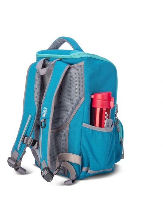###Anti Gravity System (AGS) School Bag Small Size - Green Lake (Pre-order soon)